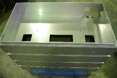 車載表示板 SUS t1.5 H260×D1600×W900